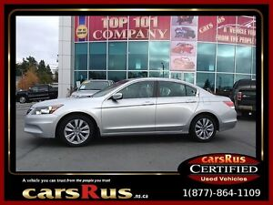 2011 Honda Accord EX-L Was $13,995 Plus Tax Now $13,995 Tax In!
