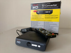 Access HD Digital to Analog TV Converter w/ Remote Control