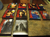 COMPLETE SMALLVILLE DVD SERIES SET