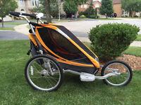 Chariot Cougar 1 Jogger & Bike Trailer