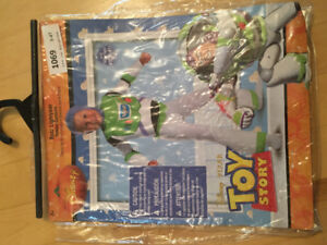 Buzz light year Halloween costume (as seen in Toys story)