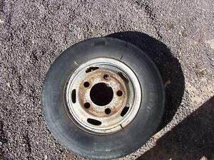 Toyota Coaster Tyre & Rim Moonta Copper Coast Preview