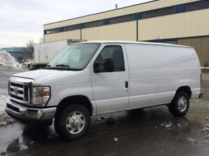 Ford Econoline Cargo Van E-150 - 2012