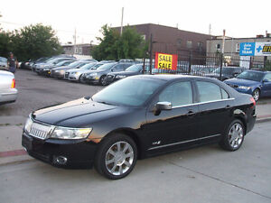 2007 Lincoln MKZ AWD - Low Kms - Extremely Clean