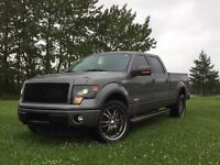 2014 Ford F-150 FX4 4x4 Supercrew Lots of Mods Luxury Package