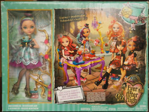 Ever After High - Mad Hatter Hat-tastic Party including doll