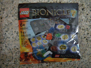 Lego Bionicle Reboot 5002941: Bionicle Hero Pack polybag