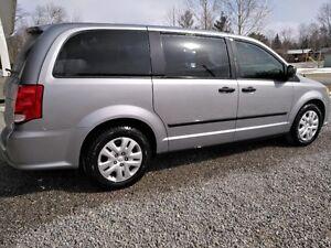 2013 Dodge Grand Caravan CVP Minivan, Van