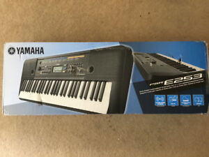 NEW YAMAHA PSR-E253 PORTABLE DIGITAL KEYBOARD