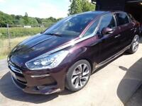 Citroen DS5 2.0HDi ( 160bhp ) Auto 2014MY DSport