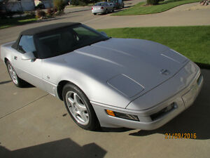 1996 Chevrolet Corvette Collectors Edition - Convertible LT-4