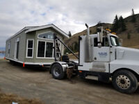 Mobile Home Mover, Park Models, Rv;s and equipment