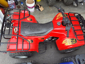 2005 250cc 4 wheeler $1200 Peterborough Peterborough Area image 3