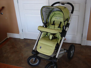 Mutsy 4Rider Light Stroller & Accessories (Price FIRM)