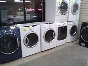 WASHERS AND DRYERS FRONT-LOAD and TOP-LOAD