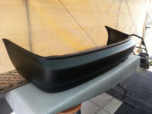New 2000 Honda Civic LX Back Bumper