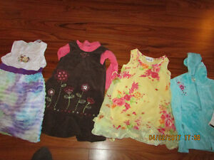 Girls size 4 lot of clothes