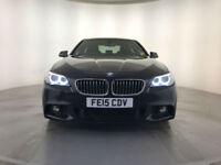 2015 BMW 520D M SPORT AUTOMATIC DIESEL 4 DOOR SALOON 1 OWNER SERVICE HISTORY