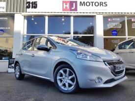 Peugeot 208 1.2 VTi ( 82bhp ) 2015MY Active Finance Available