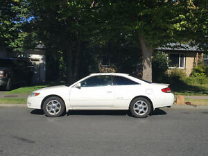 REDUCED TO SELL: 1999 Toyota Solara Coupe (2 door)