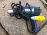 Heat gun new 110v