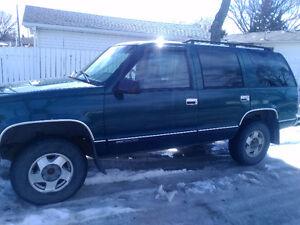 1996 GMC Yukon slt SUV, Crossover