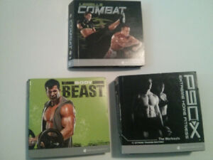 Beachbody P90X DVD Sets