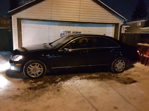 2008 MERCEDES S550 4MATIC PANO ROOF NIGHT VISION MASSAGING SEATS