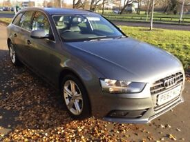 Audi A4 SE Technik 2.0 TDI 143PS Good / Bad Credit Car Finance (grey) 2012