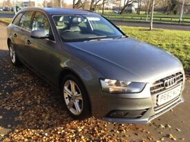 Audi A4 SE Technik 2.0 TDI 143PS (grey) 2012