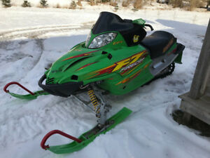 "2003 Arctic Cat F7 ""Chain Case"""