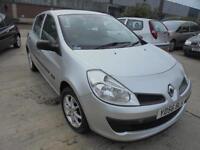 Renault Clio 1.4 16v 98 Expression 5 DOOR - 2006 56-REG - FULL 12 MONTHS MOT