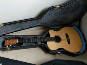 Martin Guitar mint condition