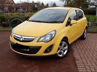 Vauxhall Corsa sxi 1.4 (14 reg)