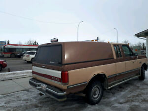 1989 Ford Supercab