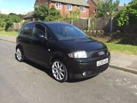 Audi a2 1.4tdi with leather only 92000 miles