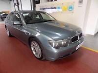 BMW 745 4.4 auto 2003MY i