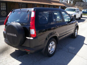 2005 HONDA CR-V LX, AUTOMATIC, EXCELLENT  / CERTIFIED