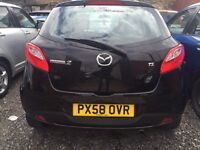 2009 MAZDA 2 **1 Owner from NEW!!** 83,000 miles! £2700 P/EX Welcome