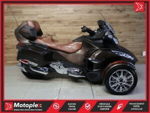 2013 Can-Am Spyder RT SE5 Limited 82$/SEMAINE