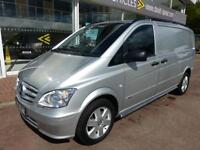 Mercedes Vito 2.1 Cdi 163ps 116 Sport Compact with Loads of Extras Panel Van