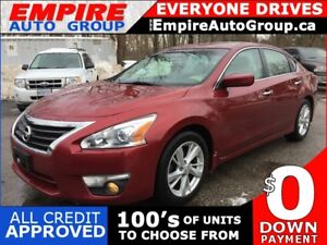 2013 NISSAN ALTIMA 2.5 SV * REAR CAM * SUNROOF * BLUETOOTH