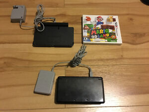 3DS w/ Charging Dock, Mario Game & Extra Charger $150 OBO