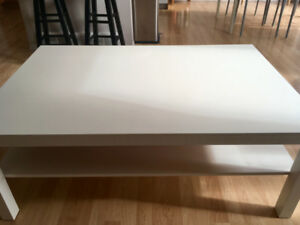 IKEA LACK COffee Table - White