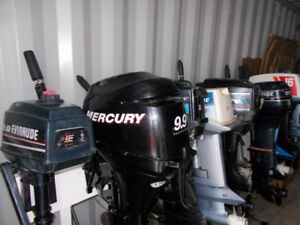 Wanted OUTBOARD MOTORS!