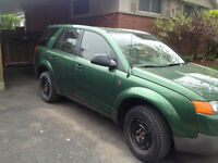 2003 Saturn VUE,ETESTED ICE COLD AC,LOADED,ZERO RUST,RUNS A1