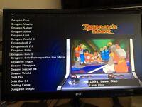 Xbox Coin Ops Arcade Retro Console over 4,000 games