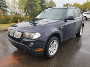 2007 BMW X3 SUV CROSSOVER AWD  3L MINT CONDITION