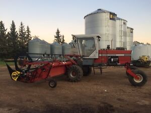 For sale MF 200 swather