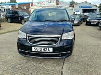 2013 Chrysler Voyager GRAND VOYAGER LIMITED CRD AUTO MPV Diesel Automatic